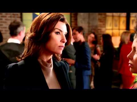 The Good Wife 5x10 Promo  The Decision Tree  HD