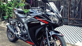 getlinkyoutube.com-Yamaha YZF-R25 Engine Sound Stock Exhaust