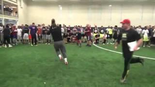 getlinkyoutube.com-BOOM Football 2015 Tryout 2 (Karon Keyes Juke Goes Viral)
