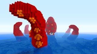 getlinkyoutube.com-Minecraft KRAKEN Mod   Episode 992