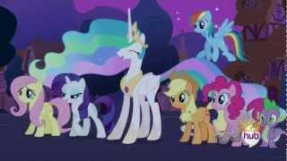 getlinkyoutube.com-Twilight becomes an Alicorn Princess - Full Scene