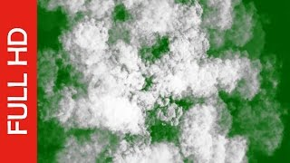 getlinkyoutube.com-big smoke explosion in top view   Free black and green screen background effects