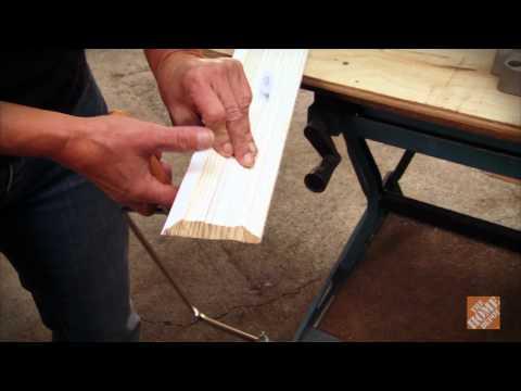 Cómo instalar molduras