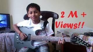getlinkyoutube.com-Chahu main ya na guitar cover by Rio