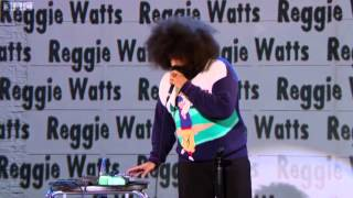 Donald Glover & Reggie Watts Make Music width=