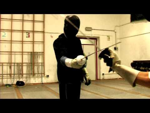 Philosophy of learning fencing by Antonio di Ciolo Pisa (Italian spoken)