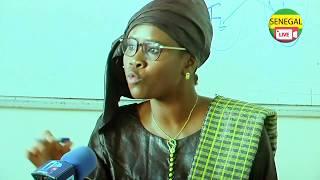 Conférence de presse ENTSS (Ecole Nationale des travailleurs Sociaux Spécialisés)