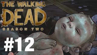 getlinkyoutube.com-SHE'S HAD A BABY! | THE WALKING DEAD SEASON 2 #12