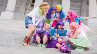 getlinkyoutube.com-My Little Pony Cosplay