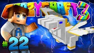 """getlinkyoutube.com-Minecraft Crazy Craft 3.0 (Ep 22) - """"PET DRAGON!"""" w/ Ali-A"""