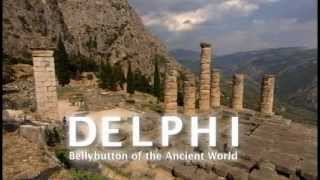 Delphi: The Bellybutton of the Ancient World width=