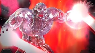 getlinkyoutube.com-Marvel: Contest of Champions - 4-Star ULTRON Super Move Review [iPad/Android]