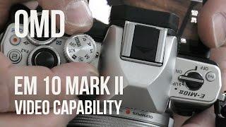 getlinkyoutube.com-Olympus OMD EM 10 Mark II - Video Footage and Image Quality