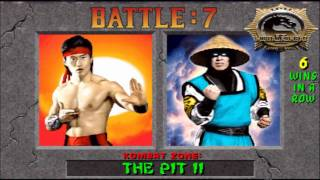 getlinkyoutube.com-Mortal Kombat II Playstation Network/PSN **Playstation 3** (HD)