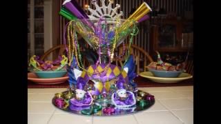 getlinkyoutube.com-Mardi gras party themed decorating ideas