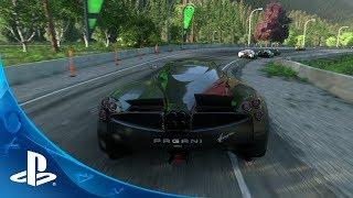 getlinkyoutube.com-DRIVECLUB - PS4 Gameplay - Canada | Pagani Huayra