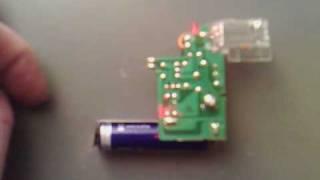 getlinkyoutube.com-Capacitor Charging (upto 300v) 001