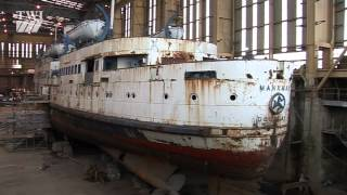 getlinkyoutube.com-Ship breaking and recycling with improved safety and technology