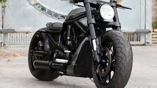 Harley-Davidson Night Rod by Kustom Kio