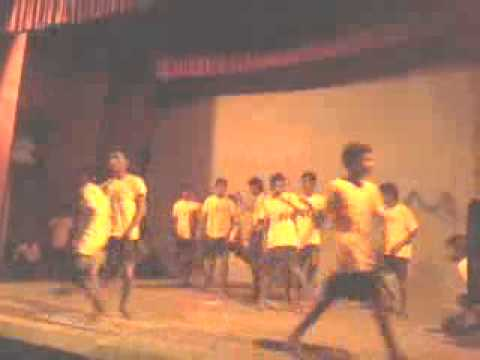 Ajoba Dansa  group from Kolkata