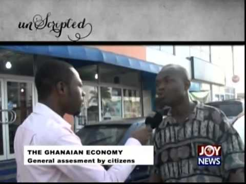 The Ghanaian Economy #KpaKpaKpa Interview