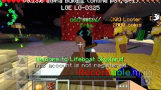 getlinkyoutube.com-Novo servidor Lifeboat para v0.13.0
