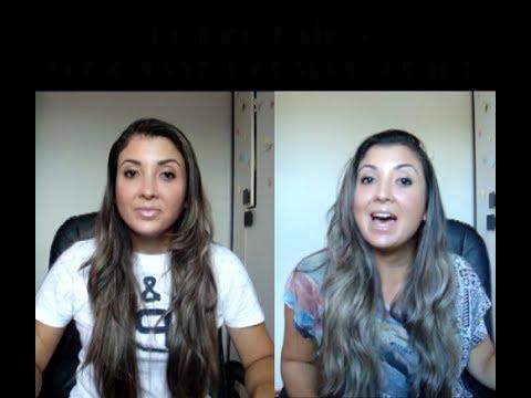Ombré Hair + Como usar Keraton Prata