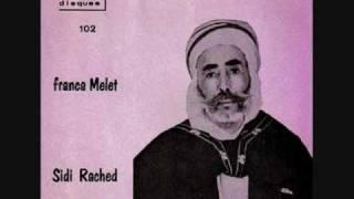 getlinkyoutube.com-Le chanteur Algérien Hadj Bouregaa ( Franca Mellet ) Audio 1
