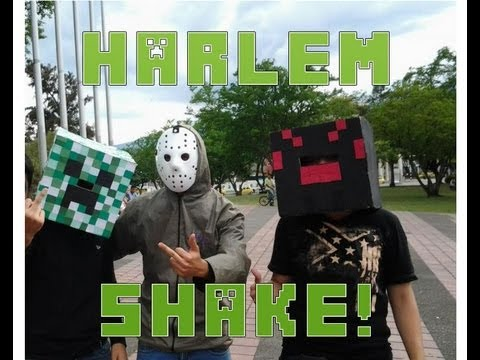 Harlem shake Culos everywhere!!
