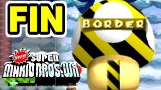 凍てついたキノコ王国を救え!改造NewスーパーマリオブラザーズWii 実況 - 最終回