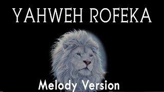 Yahwey Rofeka - Melody Version Piano Cover   Melody Song   Evan Raj