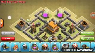 getlinkyoutube.com-Town hall 4 war base