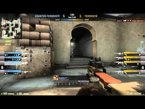 CS:GO Oh my fuc*ing god! ACE! :D