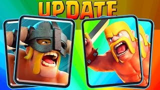 getlinkyoutube.com-CLASH ROYALE :: ELITE BARB SUCKS?! :: UPDATE TESTING!