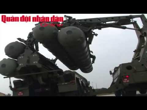 Tên lửa S300 Rồng lửa của Việt Nam | S300 'Fire dragon'