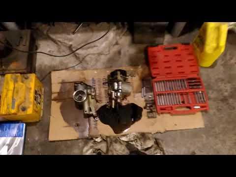 Пежо 308 EP6 разница масло насосов
