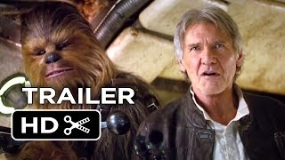 Star Wars: The Force Awakens Official Teaser Trailer #2 (2015) - Star Wars Movie HD width=