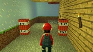 getlinkyoutube.com-マリオ×マインクラフトの夢コラボ!3Dマリオメーカー実況プレイ