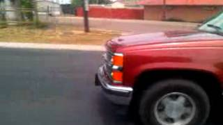 getlinkyoutube.com-Chevy 5.3 tuned by KHP vs chevy 5.7 tuned by KHP