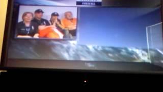 getlinkyoutube.com-Felix Baumgartner: First look at his free fall! (Part 1)