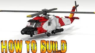 getlinkyoutube.com-How to Build HH-60 Jayhawk