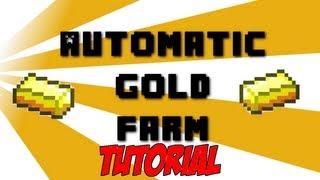 getlinkyoutube.com-Automatic Gold Farm Tutorial 1.10 READY - Minecraft (SMP Friendly)