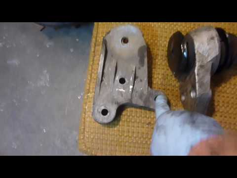 01 FORD ESCAPE TRANS MOTOR MOUNT REPAIR (THE TURD)