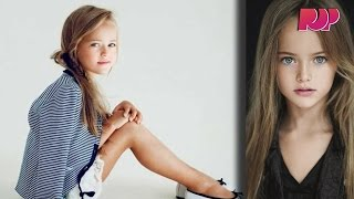 getlinkyoutube.com-9-Year-Old SUPERMODEL Causes Big Controversy Over Sexualized Pictures