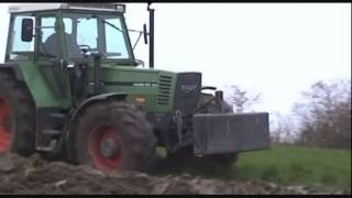 getlinkyoutube.com-Fendt 612 LSA , 714 Vario , JD 4755