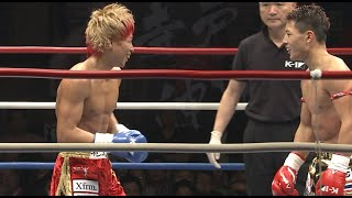 getlinkyoutube.com-大雅vs武尊 K-1 WORLD GP -55kg初代王座決定トーナメント・決勝戦 Taiga vs Takeru
