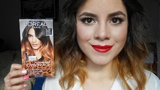 getlinkyoutube.com-Mechas Californianas - L'Oréal Paris (ombre hair)