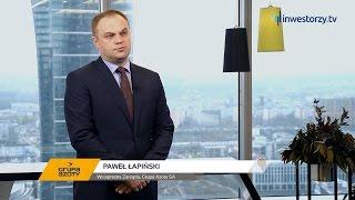 Grupa Azoty SA, Paweł Łapiński - Wiceprezes Zarządu, #76 PREZENTACJE WYNIKÓW