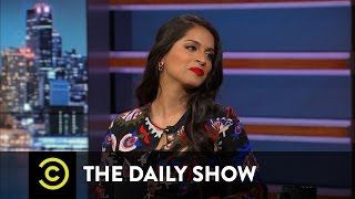 """getlinkyoutube.com-The Daily Show - Lilly Singh - Taking Fans on """"A Trip to Unicorn Island"""""""