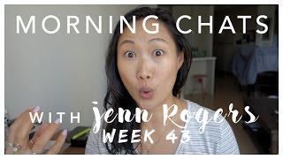 getlinkyoutube.com-Morning Chats with Jenn | WEEK 43 (you need to watch Black Mirror)